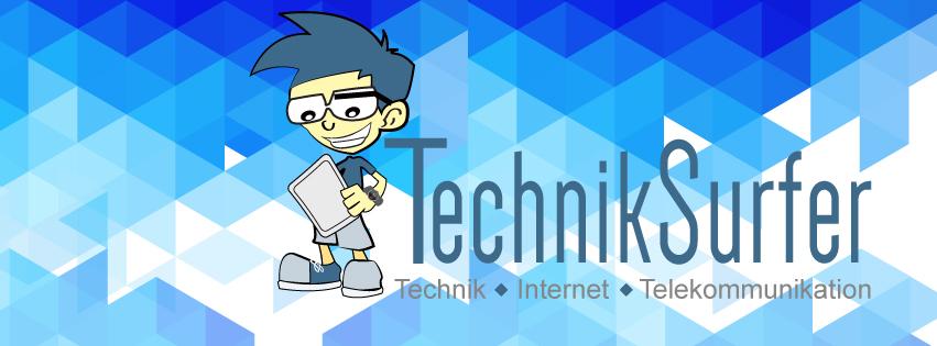 TechnikSurfer - Technik, Internet, Soft- & Hardware und mehr link us Link us banner