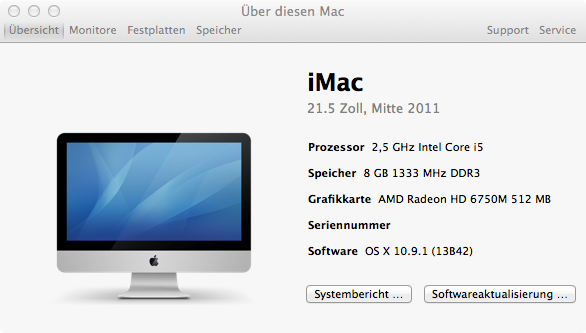 iMac_Mid2011 my passport Western Digital: My Passport ultra Überblick und Test iMac Mid2011