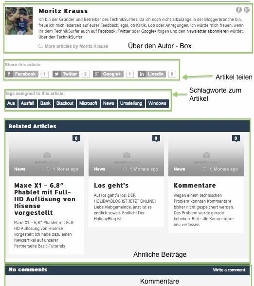 Artikel_unten design Jetzt neu: TechnikSurfer in neuem Look Artikel unten