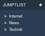 Jumplist2 design Jetzt neu: TechnikSurfer in neuem Look Jumplist2