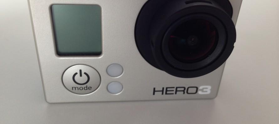 Im Test: GoPro Hero 3 White Edition