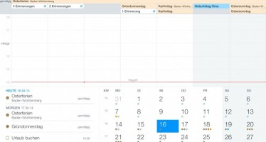 Getestet: Fantastical 2 von Flexibits für das iPad