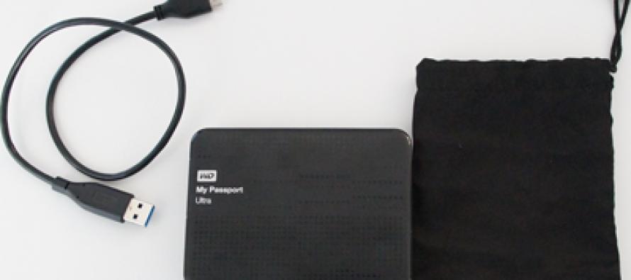 Western Digital: My Passport ultra Überblick und Test