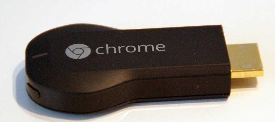 Angeschaut: Google Chromecast im Test