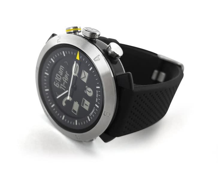 Cogito classic schwarz Cogito Smartwatch: Cogito classic unter der Lupe 0003