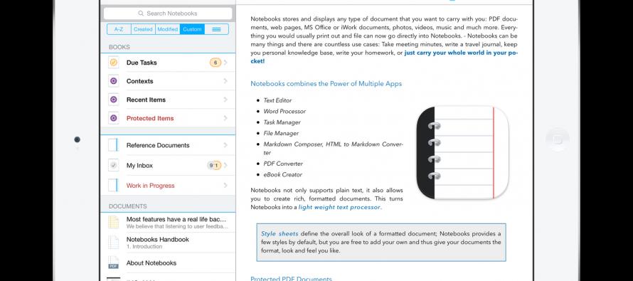 Test: Notebooks 7 für iOS