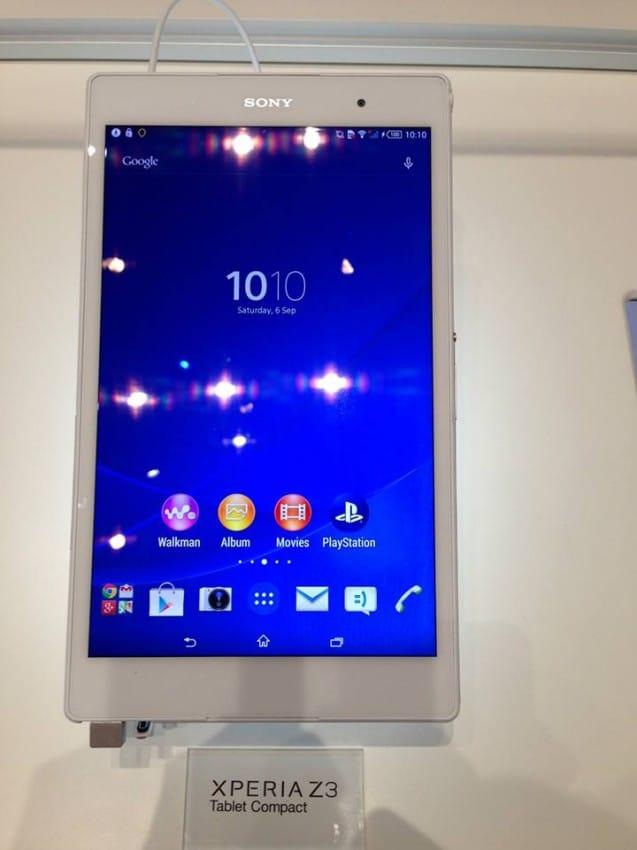 Sony XPERIA Z3 auf IFA ifa IFA 2014: das waren die Highlights 10451021 341270916033900 6082260393783438073 n 637x850