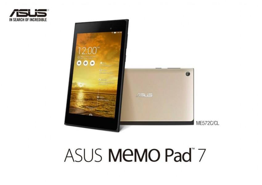 Asus MeMO Pad7 asus IFA 2014: Asus stellt Smartwatch, Laptops und Tablet vor 10641300 654469744622050 2590253809527855325 n 850x601