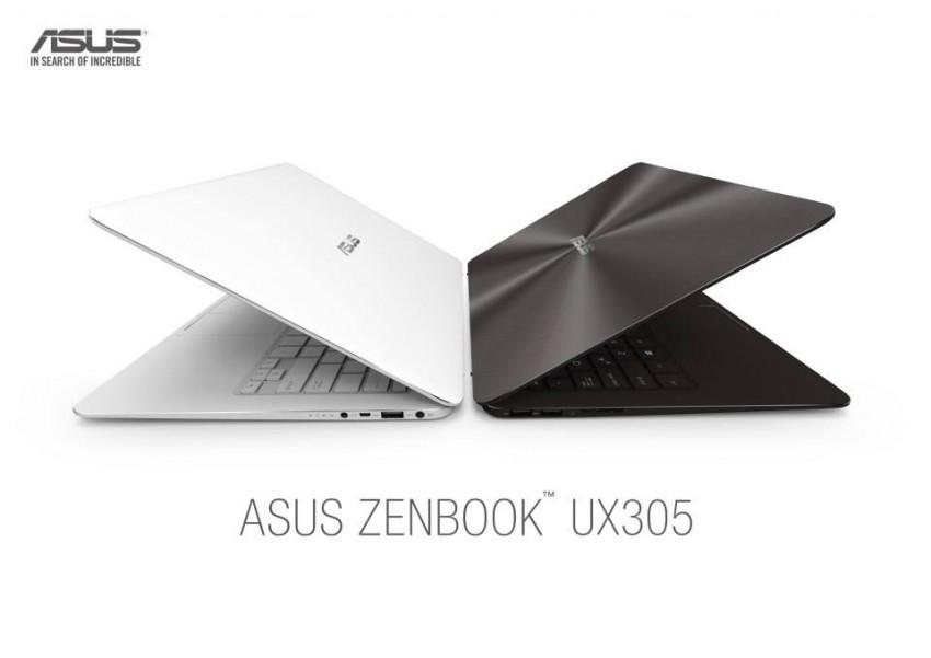 Asus ZENBOOK UX305 asus IFA 2014: Asus stellt Smartwatch, Laptops und Tablet vor 10672199 654467421288949 3303930325474384643 n 850x601