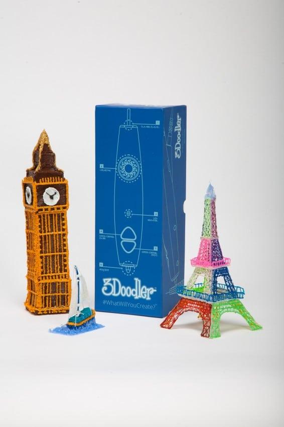 3Doodler pen and Doodles auf IFA 2014 ifa IFA 2014: das waren die Highlights 3Doodler pen and Doodles 566x850