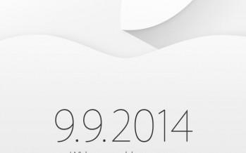 Apple bestätigt Event für 9. September &#8211; was ist zu erwarten?<span> </span><span style= 'background-color:#c6d2db; font-size:small;'> Update</span>
