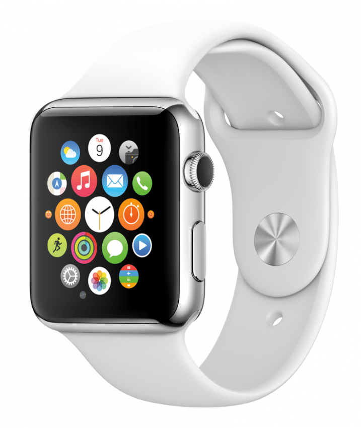 Apple Watch apple Apple: September Special Event zusammengefasst – vom iPhone zur Watch AplWatch42 34R HomeScreen PRINT 717x850
