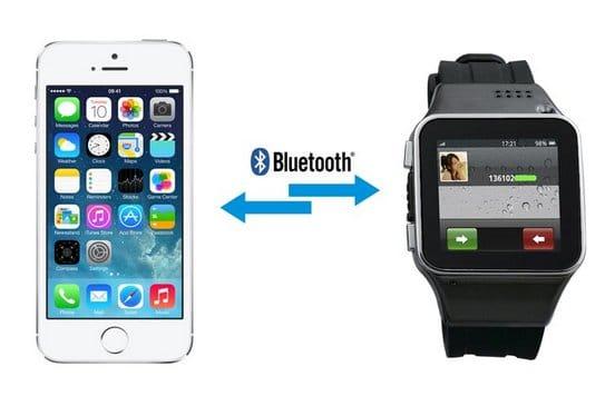 DateCare mit Bluetooth datecare Smartwatch DateCare getestet handyuhr2