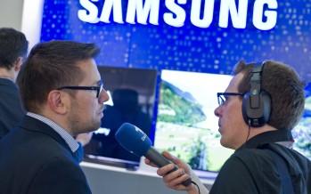 IFA 2014: Samsung stellt eigene VR-Brille vor