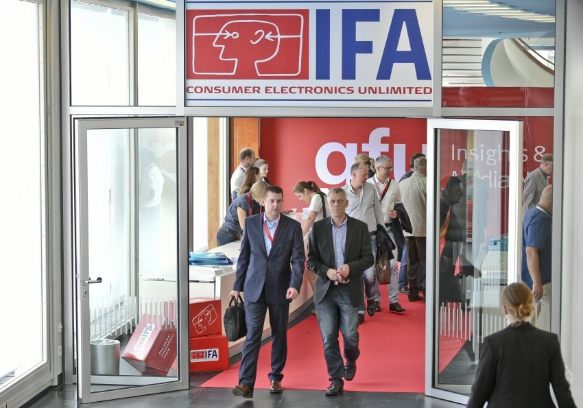 IFA Eröffnung am 5. September ifa Vorschau: das bringt die IFA 2014 mam 211264 339408 850x595
