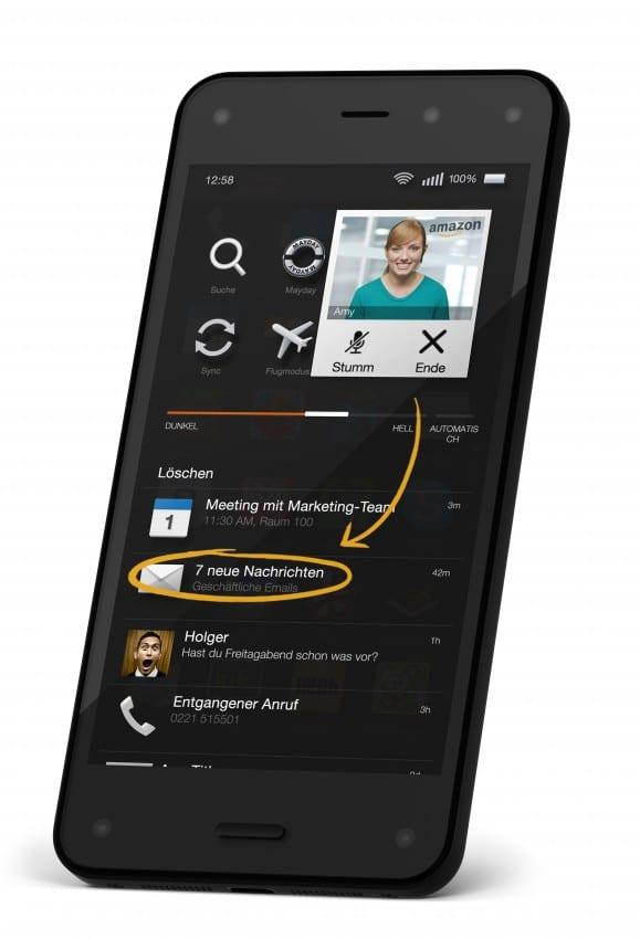 Amazon Fire Phone jetzt ohne Vertrag erhältlich fire phone Amazon Fire Phone am 15. Dezember doch nicht ohne Simlock Amazon Fire Phone Mayday Funktion 579x850