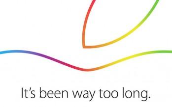 Apple kündigt 3. Keynote 2014 an<span></noscript> </span><span style= 'background-color:#c6d2db; font-size:small;'> Update</span>