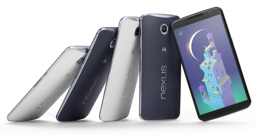 Das Nexus 6 Bildquelle: Google nexus 6 Google stellt Nexus 6 vor N6 moreeverything 1600 850x458