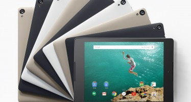 Nexus 9 von Google vorgestellt