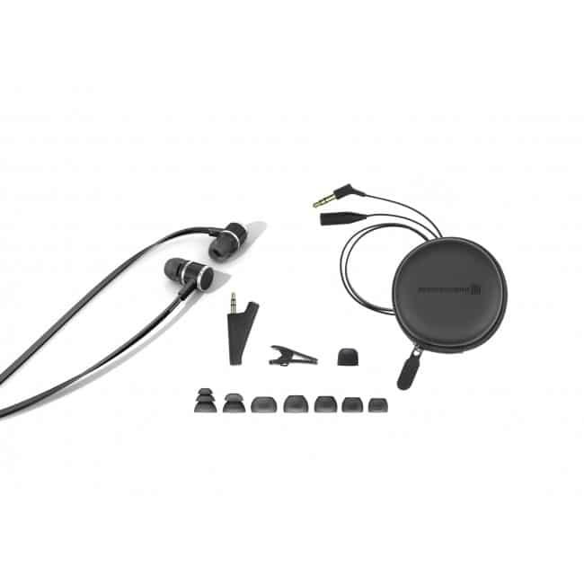 beyerdynamic In-Ear Kopfhörer der Extraklasse: Beyerdynamic DX 160 iE Zubeh  r