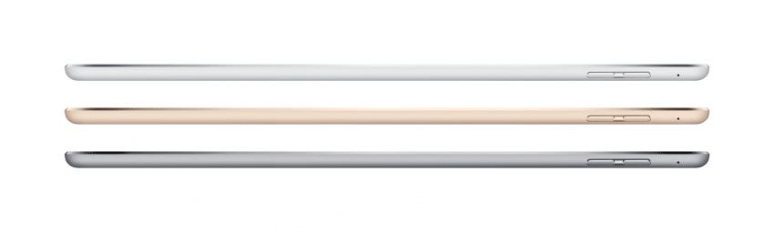 iPad Air 2 iPad iPad Air 2 und iPad mini 3 enthüllt iPadAir2 3up PRINT 850x255