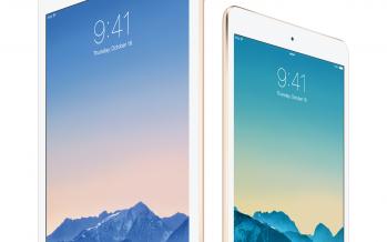 iPad Air 2 und iPad mini 3 enthüllt