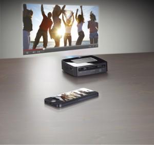 PicoPix PPX3610 picopix Testbericht: Philips PicoPix PPX3610 picPPX3610 iPhone HR