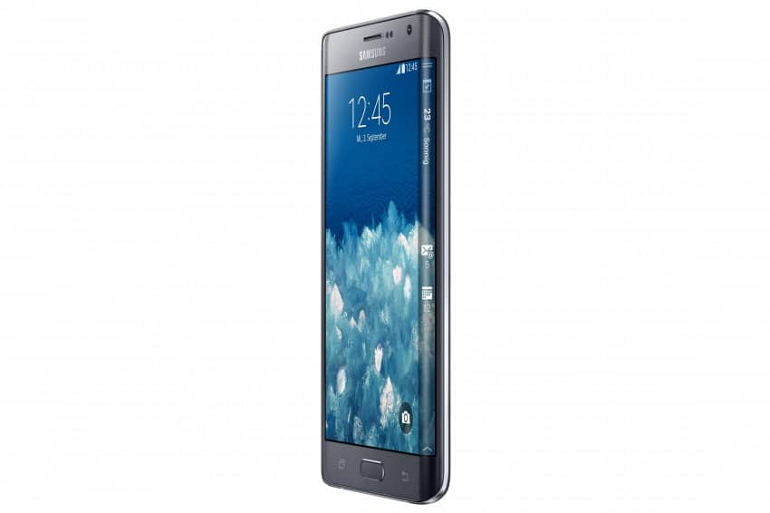 Das Galaxy Note Edge Galaxy Note Edge Samsung Galaxy Note Edge kommt doch nach Deutschland Samsung GALAXY Note Edge SM N915F black 80 01 850x566