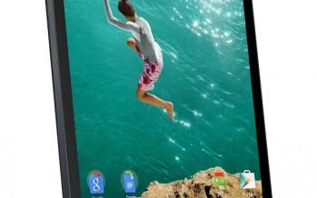 Googles Nexus 9 in Deutschland erhältlich