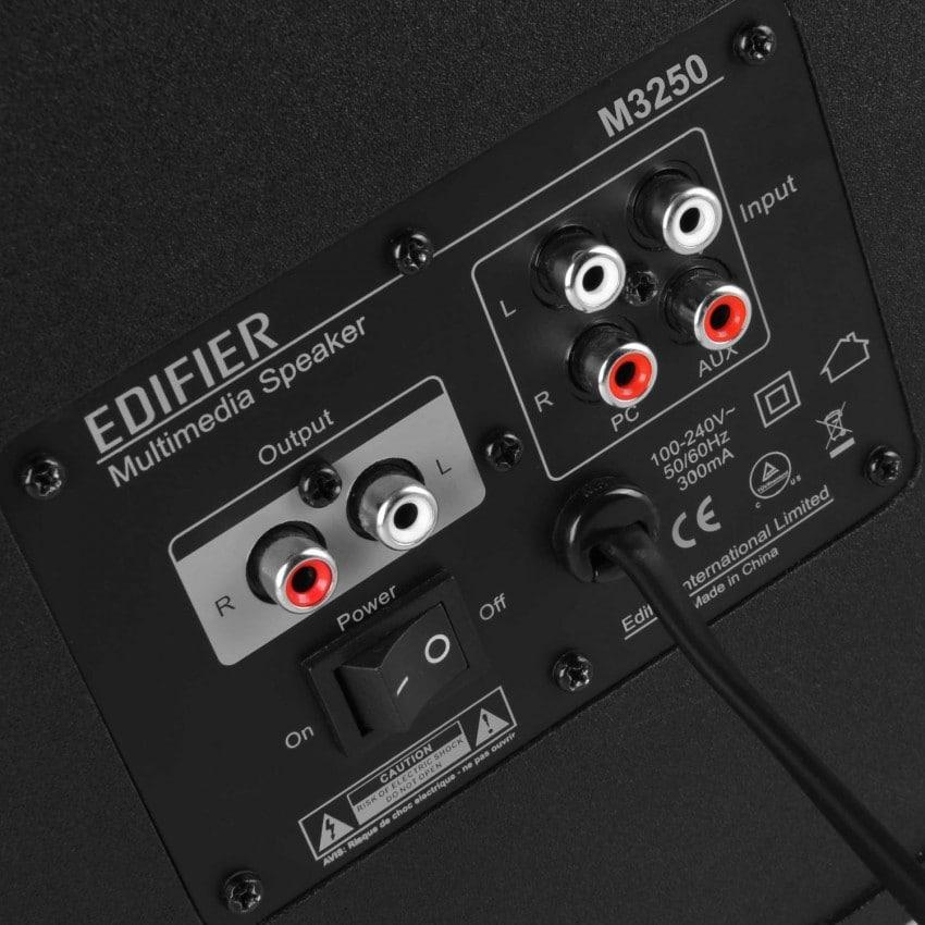 Edifier M3250 Subwoofer edifier m3250 Getestet: Edifier M3250 2.1 Lautsprechersystem Edifier 2 850x850
