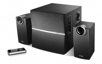 Getestet: Edifier M3250 2.1 Lautsprechersystem