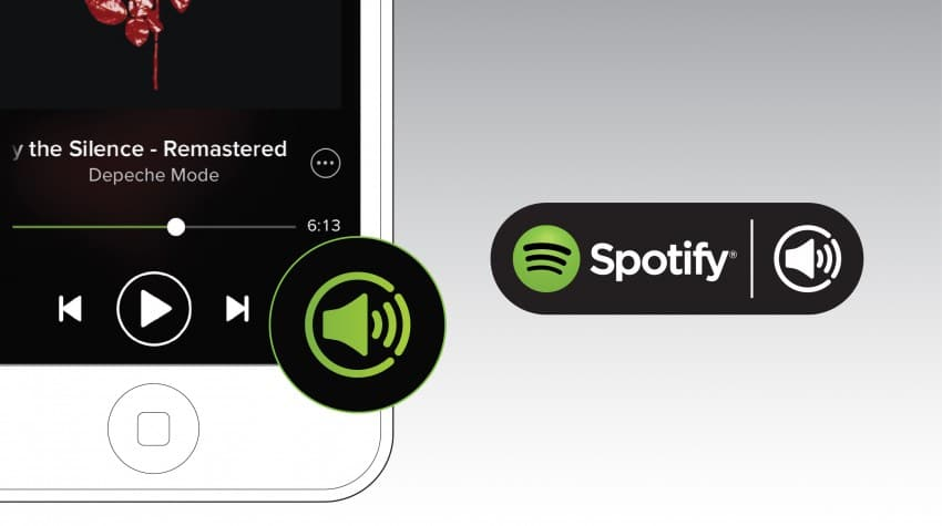 Spotify App als Fernbedienung spotify speaker Philips Spotify Speaker SW750M getestet Spotify Connect for an effortless native app experience 01 850x475
