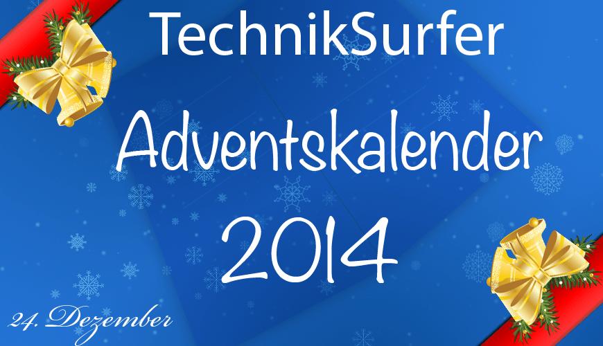 TechnikSurfer Adventskalender Tag 24 adventskalender Adventskalender Tag 24: frohe Weihnachten mit einem Smartphone tag24