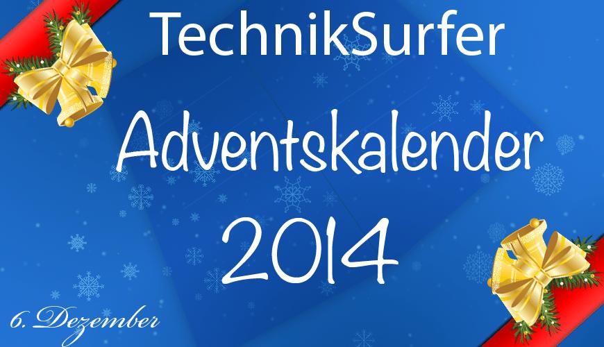 TechnikSurfer Adventskalender Tag 6 adventskalender Adventskalender Tag 6: jetzt kommt der Nikolaus… tag6