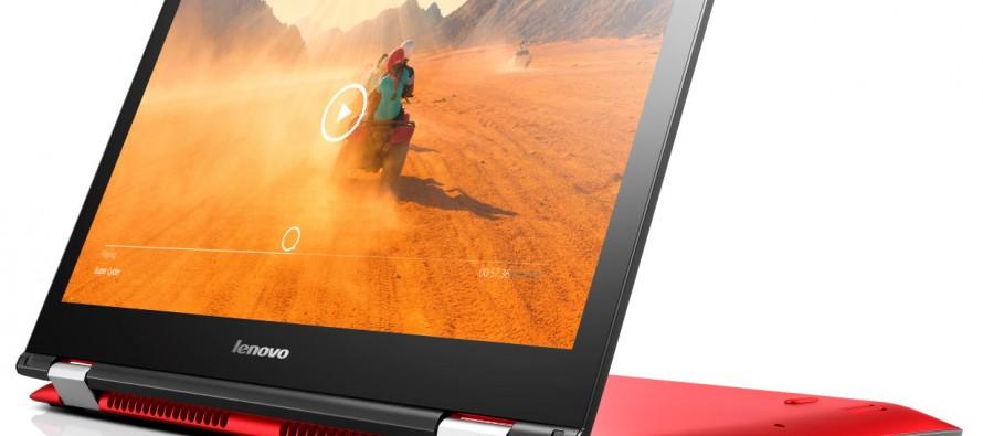 CES 2015: Lenovo stellt neue Tablets und PCs vor