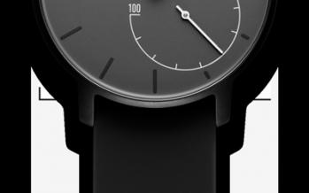 CES 2015: Withings stellt neue Smartwatch vor