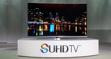 CES 2015: Samsung stellt drei neue SUHD Fernseher vor