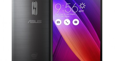 CES 2015: ASUS Zenfone 2 in Las Vegas vorgestellt