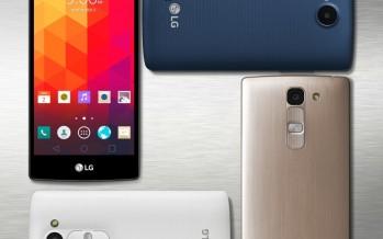 MWC 2015: LG stellt neue Mittelklasse Smartphones vor