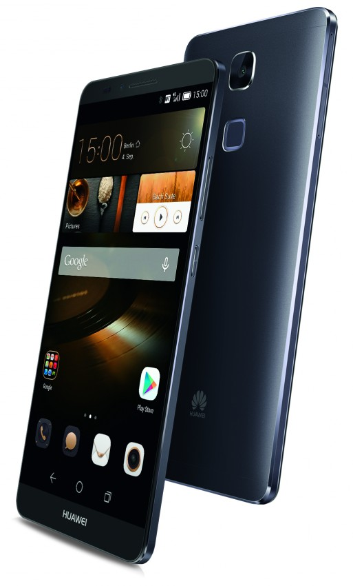 Huawei Ascend Mate 7 im Test ascend mate 7 Huawei Ascend Mate 7 – Highend Gerät im Test HUA ASC Mate 7 grey back front group 01 513x850