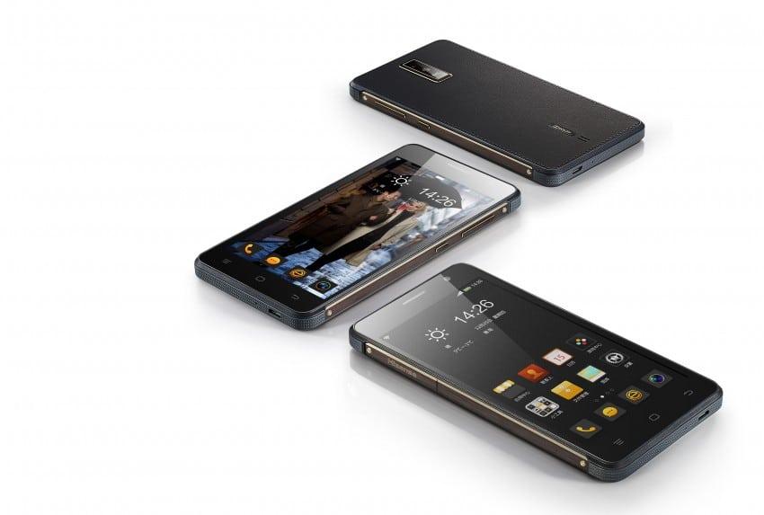 Hisense G610M vorgestellt Hisense Hisense zeigt Smartphone für Outdoorler G610M 850x573