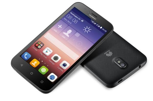 Huawei Y625 und weitere Smartphones vorgestellt Huawei MWC 2015: Huawei stellt weitere Geräte vor Huawei Y625 600x396