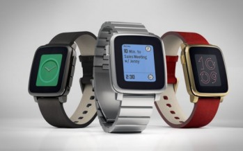 MWC 2015: Pebble Time Steel vorgestellt