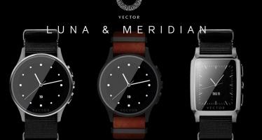 Vector stellt Smartwatches mit 30 Tagen Akkulaufzeit vor