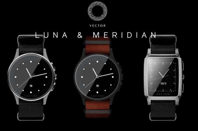 Vector Smartwatches mit 30 Tagen Akkulaufzeit vector Vector stellt Smartwatches mit 30 Tagen Akkulaufzeit vor Vector Smartwatches 680x450