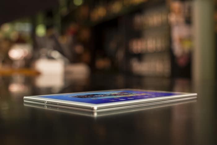 Sony Xperia Z4 sony MWC 2015 : Sony stellt zwei neue Produkte vor Xperia Z4 Tablet 7