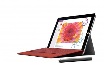 Microsoft enthüllt Surface 3 mit Windows 8.1