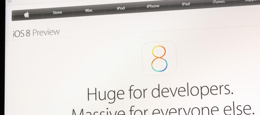 iOS 8.2 steht zum Download bereit