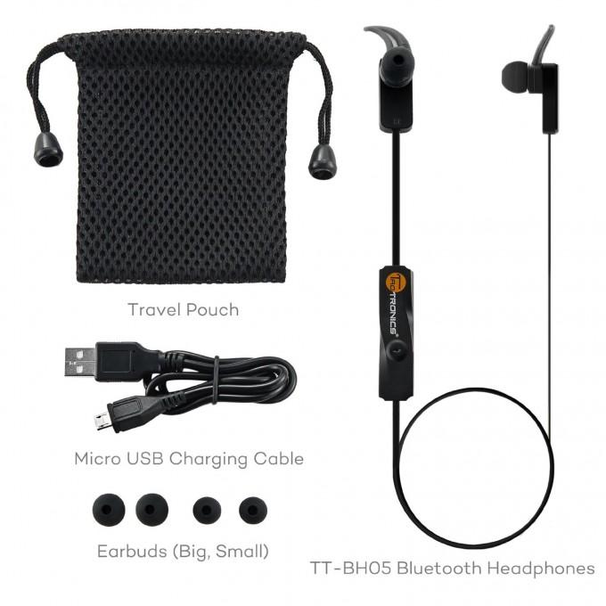 TaoTronics Zubehör taotronics Taotronics Bluetooth Kopfhörer getestet 71PcGxkKyAL