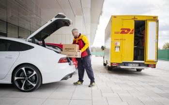 Amazon will Bestellungen im Kofferraum zustellen